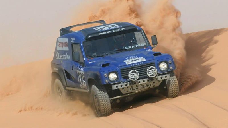 Wildcat at the Dakar Rally