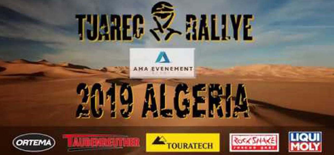 Invitation: Tuareg Rally 2019 Launch Event