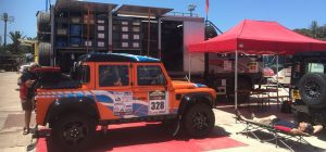 Ever dreamt of taking part in an off road racing adventure?