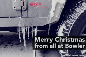 Merry Christmas from Bowler!