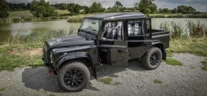 Addison Lee Vice Chairman Chooses Bowler for Defender Conversions