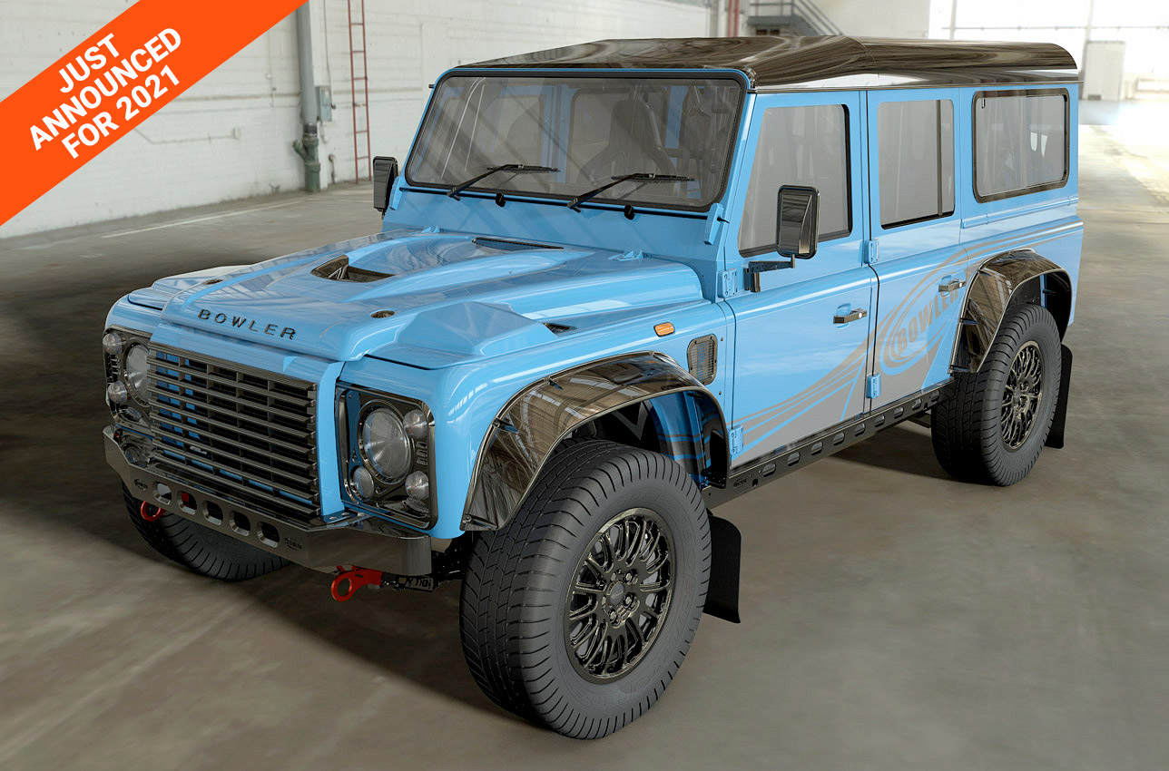 Project CSP 575 Landrover